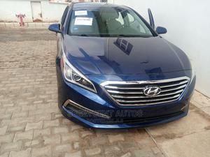 Hyundai Sonata 2015 Blue | Cars for sale in Abuja (FCT) State, Durumi