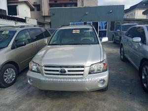 Toyota Highlander 2005 Limited V6 Silver   Cars for sale in Lagos State, Ikeja