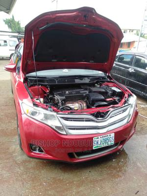 Toyota Venza 2013 XLE FWD Red | Cars for sale in Imo State, Owerri