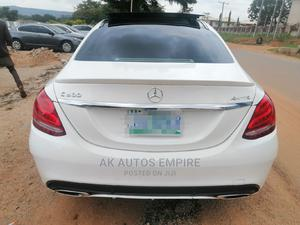 Mercedes-Benz C300 2015 White | Cars for sale in Abuja (FCT) State, Jabi