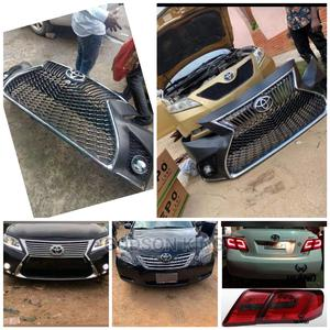 2021 Camry Lexus Face Bumper | Automotive Services for sale in Lagos State, Mushin