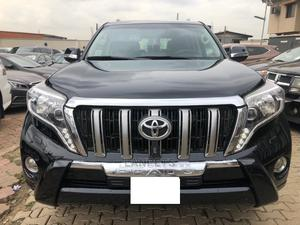 Toyota Land Cruiser Prado 2016 Black | Cars for sale in Lagos State, Ikeja
