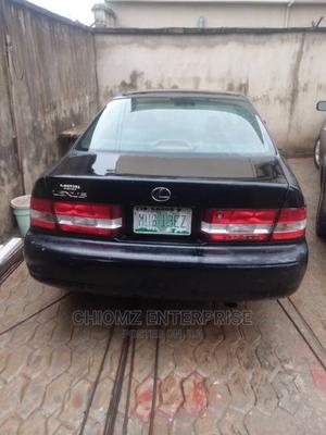 Lexus ES 2001 300 Black | Cars for sale in Lagos State, Ejigbo
