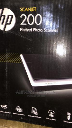 Hp Scanjet 200 Scanner for Sale | Printers & Scanners for sale in Osun State, Osogbo