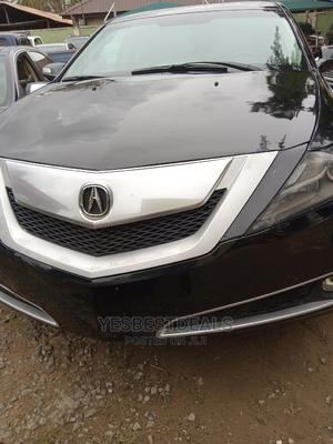 Acura ZDX 2010 Base AWD Black | Cars for sale in Abuja (FCT) State, Garki 1