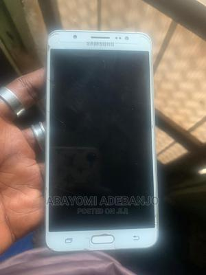 Samsung Galaxy J7 16 GB White | Mobile Phones for sale in Oyo State, Ibadan