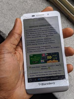 BlackBerry Z30 16 GB White   Mobile Phones for sale in Rivers State, Port-Harcourt