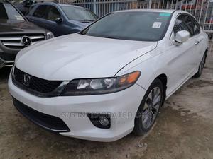 Honda Accord 2013 White | Cars for sale in Lagos State, Magodo