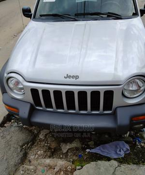 Jeep Liberty 2006 Limited Silver   Cars for sale in Rivers State, Port-Harcourt