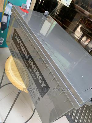 200ah 12v Chevron Energy Solar Battery | Solar Energy for sale in Lagos State, Ikeja