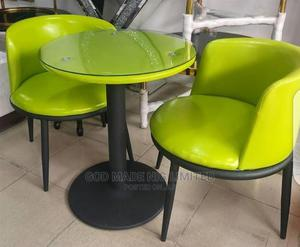 Unique Quality Me You Coffee Table With 2 Chairs | Furniture for sale in Lagos State, Ojo