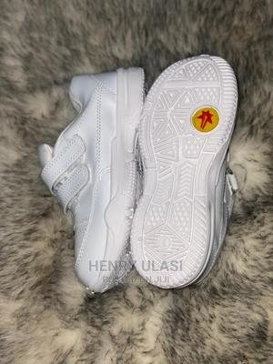 Quality White Canvas (25-30)   Children's Shoes for sale in Anambra State, Onitsha