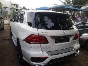 Mercedes-Benz M Class 2015 White   Cars for sale in Lagos State, Amuwo-Odofin