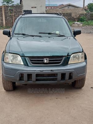Honda CR-V 2001 2.0 Green   Cars for sale in Lagos State, Ifako-Ijaiye