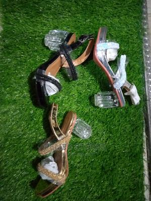 Beautiful Moderate Heel Girls Shoes   Children's Shoes for sale in Lagos State, Ojodu