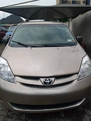 Toyota Sienna 2006 LE AWD Gold | Cars for sale in Rivers State, Port-Harcourt