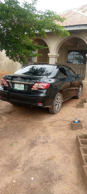 Toyota Corolla 2012 Black   Cars for sale in Oyo State, Ibadan