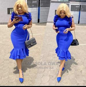 A Blue Dress | Clothing for sale in Abuja (FCT) State, Garki 1