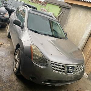Nissan Rogue 2009 SL 4WD Gray | Cars for sale in Lagos State, Agege
