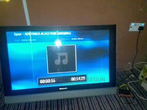 Panasonic Plasma Television   TV & DVD Equipment for sale in Lagos State, Ikorodu