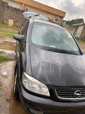 Opel Zafira 1999 1.8 Black | Cars for sale in Lagos State, Ikorodu