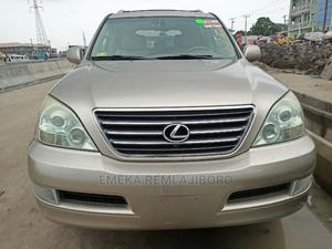 Lexus GX 2003 470 Gold | Cars for sale in Lagos State, Ojo