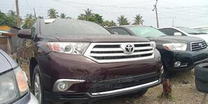 Toyota Highlander 2012 Hybrid Limited Red | Cars for sale in Lagos State, Apapa