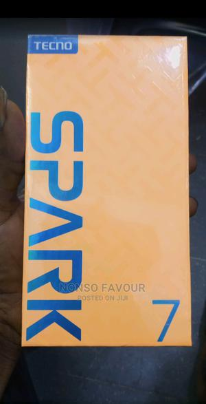 New Tecno Spark 7 32 GB   Mobile Phones for sale in Lagos State, Ikeja