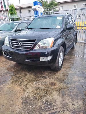 Lexus GX 2006 470 Sport Utility Black | Cars for sale in Lagos State, Alimosho