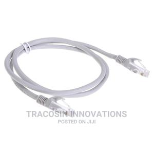 2m Cat6/6e Ethernet Cable 3m, 5m, 10m, 20m, 30m | Accessories & Supplies for Electronics for sale in Lagos State, Yaba