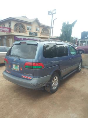 Toyota Sienna 1999 CE Blue | Cars for sale in Lagos State, Alimosho