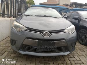 Toyota Corolla 2016 Gray | Cars for sale in Lagos State, Ikeja