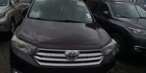 Toyota Highlander 2013 3.5L 4WD Red   Cars for sale in Lagos State, Ikeja