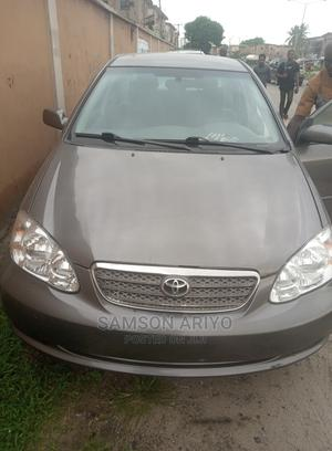 Toyota Corolla 2007 CE Gray   Cars for sale in Lagos State, Amuwo-Odofin