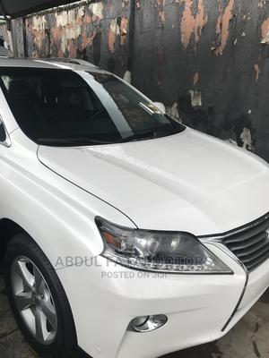 Lexus RX 2013 White | Cars for sale in Lagos State, Ikeja