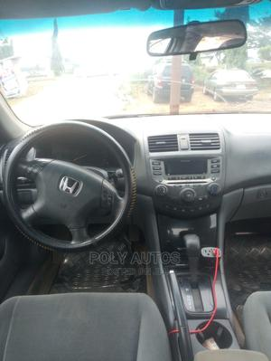 Honda Accord 2007 Silver | Cars for sale in Lagos State, Alimosho