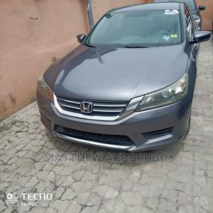 Honda Accord 2013 Silver | Cars for sale in Lagos State, Ajah