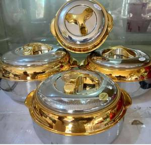 Quality Dinner Plate Set | Kitchen & Dining for sale in Lagos State, Surulere