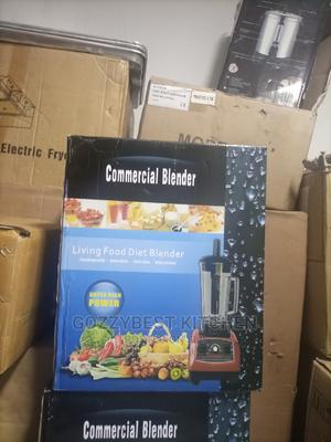 Heavy Duty Commercial Blender Available | Restaurant & Catering Equipment for sale in Lagos State, Ojo