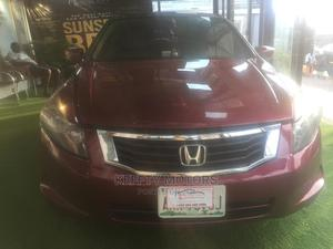 Honda Accord 2008 2.4 EX Automatic Red | Cars for sale in Abuja (FCT) State, Central Business Dis