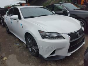 Lexus GS 2014 350 4WD White | Cars for sale in Lagos State, Apapa