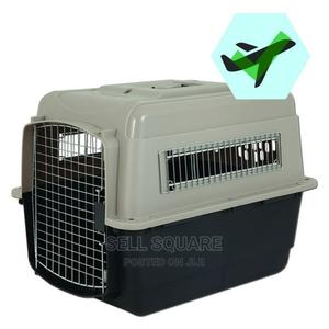 Petmate Ultra Vari Kennel 28X20.5X21.5inches 25-30 Lbs   Pet's Accessories for sale in Abuja (FCT) State, Central Business Dis