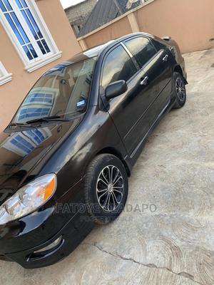 Toyota Corolla 2006 S Black | Cars for sale in Oyo State, Ibadan