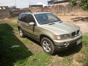 BMW X5 2000 4.4 AWD Gold | Cars for sale in Kaduna State, Kaduna / Kaduna State