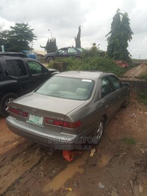 Toyota Camry 1998 Automatic Gold | Cars for sale in Lagos State, Alimosho