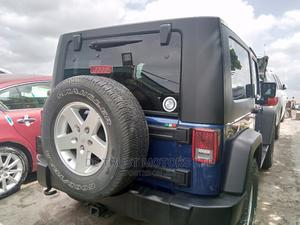 Jeep Wrangler 2010 Blue   Cars for sale in Lagos State, Apapa