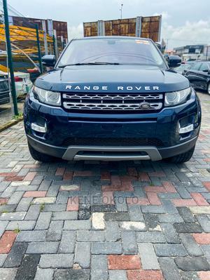 Land Rover Range Rover Evoque 2013 Blue | Cars for sale in Lagos State, Lekki