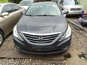 Hyundai Sonata 2012 Black | Cars for sale in Lagos State, Abule Egba