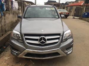 Mercedes-Benz GLK-Class 2013 350 4MATIC Gray | Cars for sale in Lagos State, Yaba