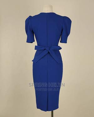 Office Formal Ladies Wears Gowns Red Blue Black Beige   Clothing for sale in Abuja (FCT) State, Gwarinpa